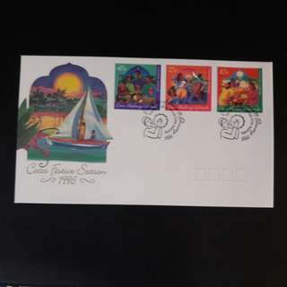 Cocos (Keeling) Islands First Day Cover