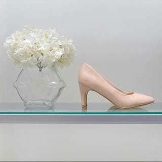 Kiss & Tell Heels - Size 38