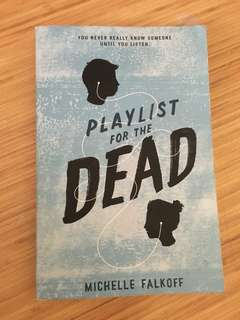 Playlist for the Dead (Michelle Falkoff)