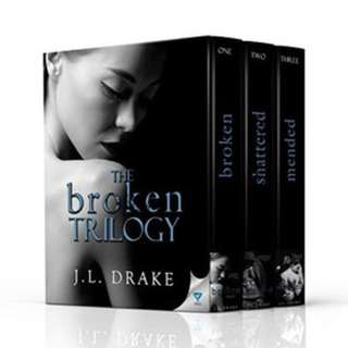 🚚 The Broken Trilogy Boxed Set