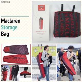 Brand NEW Original Maclaren Lightweight Stroller Storage Bag!