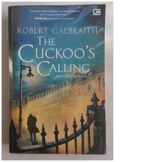 The Cuckoo's Calling Novel