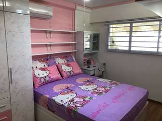 3room Hdb @ blk 658 Hougang for sale!