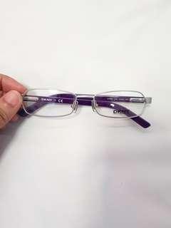 Repriced-AUTH! DKNY eyeglass frame