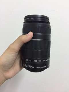 Canon 55-270