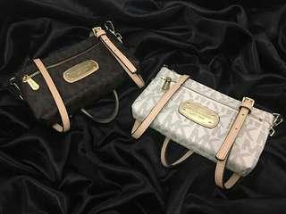 Authentic Quad MK Sling Bag