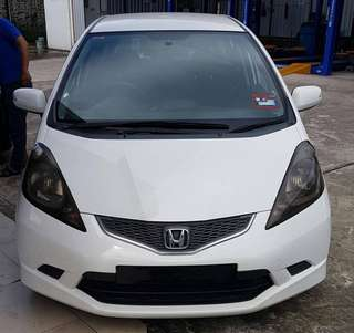 Honda jazz 2009 V-spec
