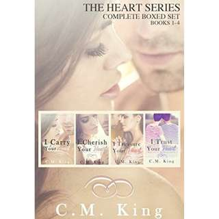 🚚 The Heart Series: Complete Boxed Set