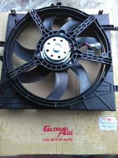Fan Radiator Nissan Almera
