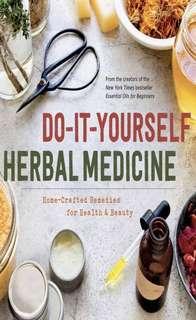 Do it yourself herbal medicine ebook