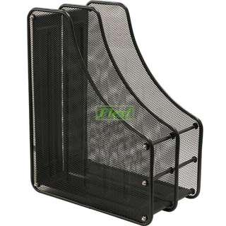 2-Tier Wire Magazine Holder