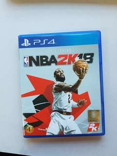 PS4 NBA2K18 (full ver.)