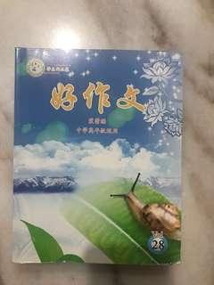 Chinese 好作文