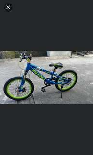 Kids Bike Size 20