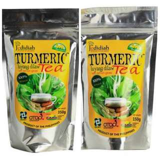 Jedidiah turmeric tea