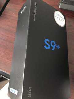 Samsung S9+ 256GB Coral Blue