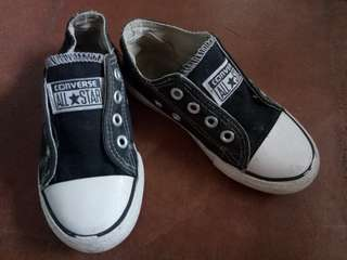 Authentic Converse for Kids 3-4 years old