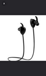 Bluetooth Headset Music Up To 16 Hours