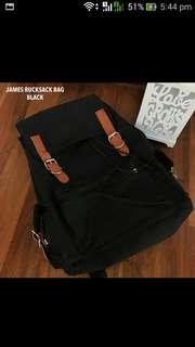 James rucksack bag