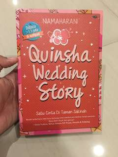 Quinsha Wedding Story