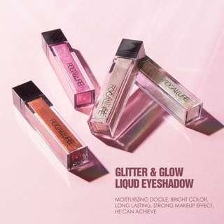 Focallure Glitter Shimmer Liquid Eyeshadow