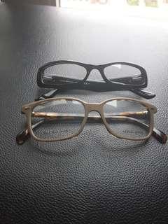 Giorgio Armani glasses frame