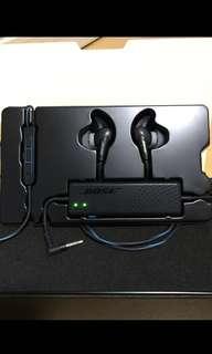 Bose Acoustic Noise Cancelling QuietComfort QC20 earphones #bose