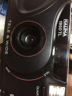 🚚 底片 傻瓜相機 稀有 halina 1950 TL