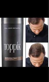 Toppik hair builing fiber