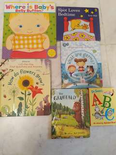 Brand new Popular Baby & Toddler Board Books