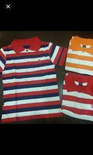 Striped T Shirt for Children