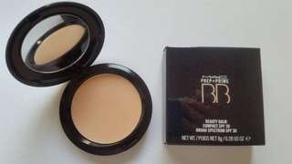 BNIB MAC Prep and Prime Beauty Balm Compact