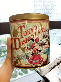 Disney Can / Container