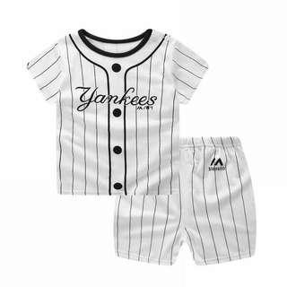 「全新」棒球夏季套裝