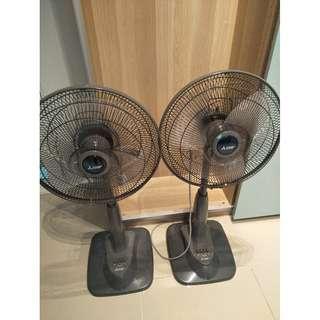 Mitsubishi Stand Fan (R16-GU-P)