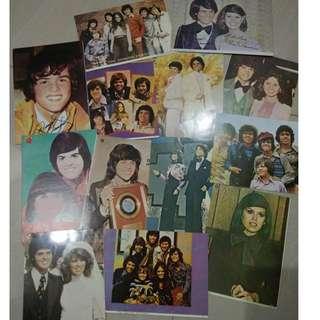 70's artists photo