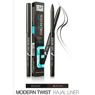 Menow Modern Twist Kajal Liner Eyeliner