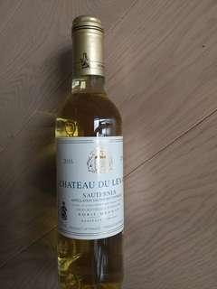 Chateau du Levant Sauternes 餐後甜酒