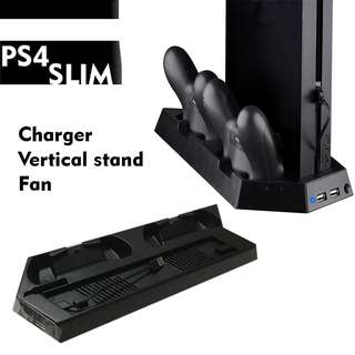Ps4 slim docking station