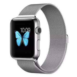 Brand New Apple Watch 42mm Milanese Loop Magnetic Strap