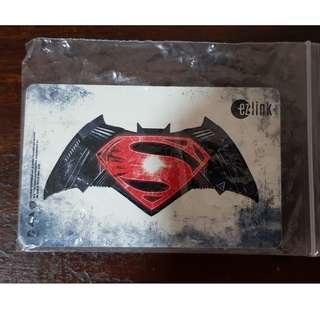 Brand New Super Rare Batman Vs Superman Ezlink