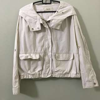 White Jacket (parka)