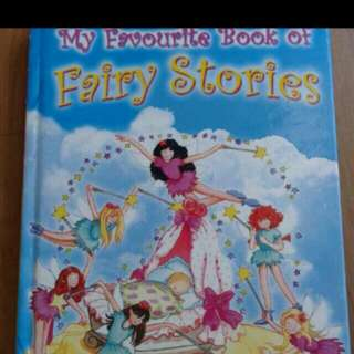 My Favourite Book of Fairy Stories