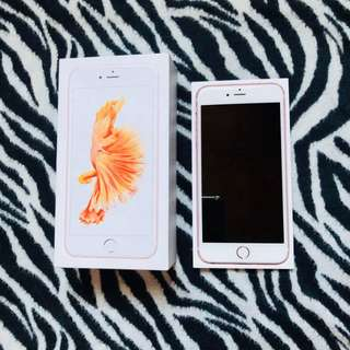 Iphone 6s plus 64gb fu