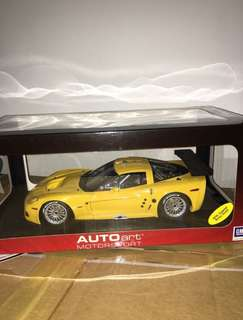 1/18 Corvette C6R. AutoArt