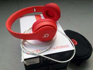 Beats solo 3 wirless Headphone 耳筒耳機
