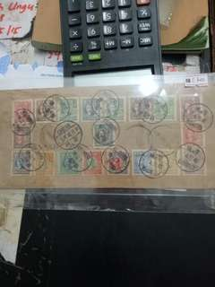 China first day cover