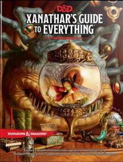 Xanathar's Guide to Everything  4.43 (422 ratings by Goodreads) Hardback English By (author)  Wizards RPG Team