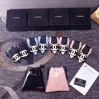 chanel dollshoes