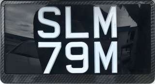 Car number plate sale